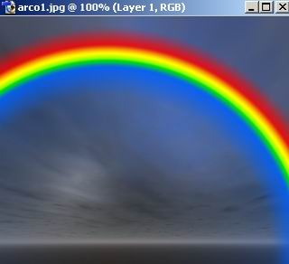 arcoiris photoshop 101