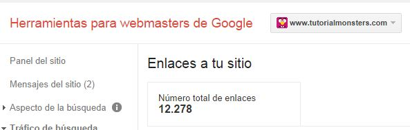 Herramientas Webmaster Google