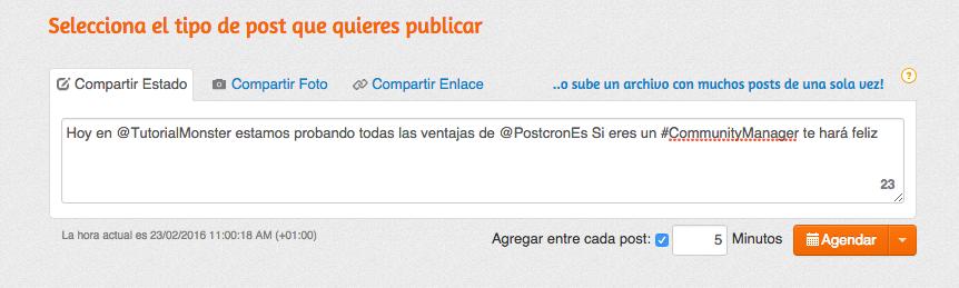 postcron-posteo