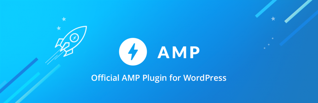 AMP plugin official wordpress
