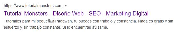 title busqueda google